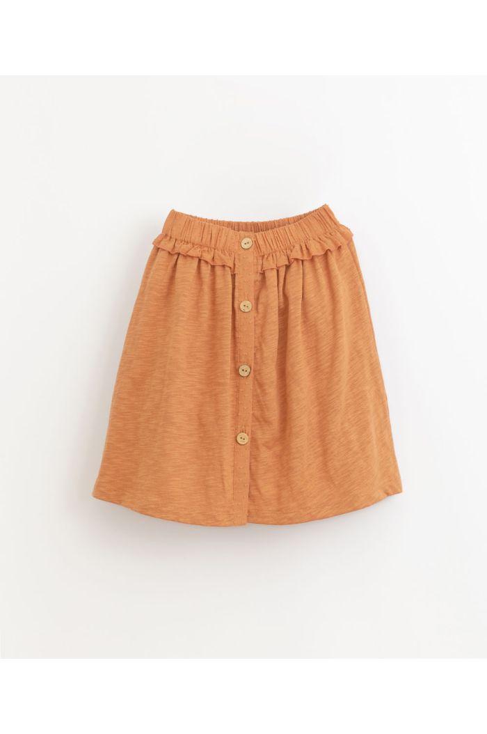 Play Up Mixed Skirt Raquel_1