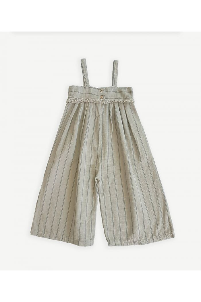 Play Up Striped Woven Jumpsuit João_1