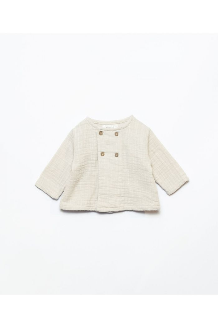 Play Up Woven Sweater Miró_1