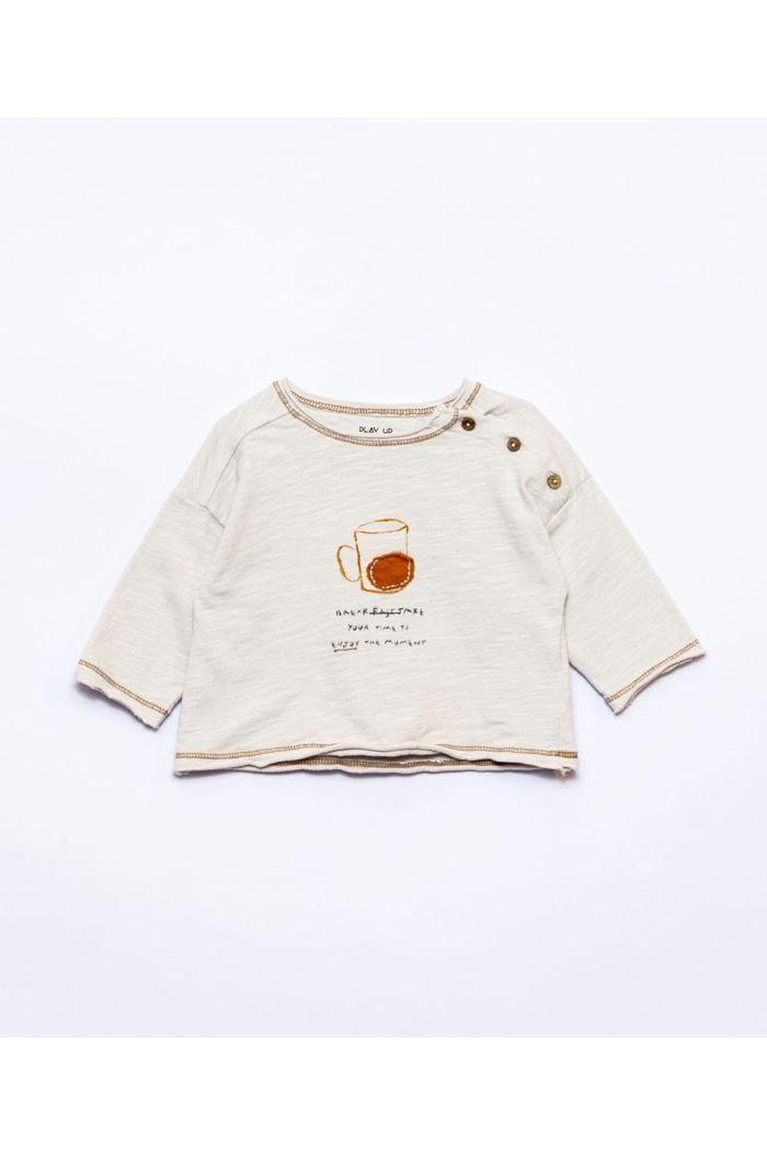 Play Up Flamê Jersey T-Shirt Baby Miró_1