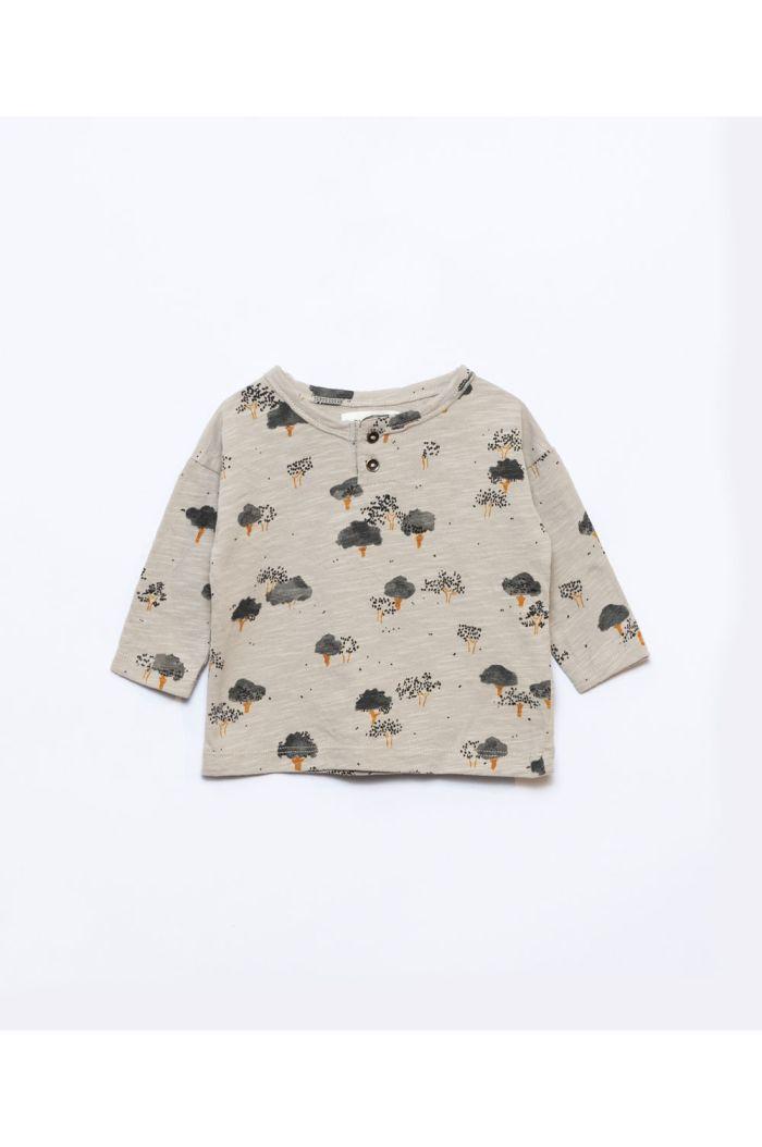 Play Up Printed Jersey T-shirt Simplicity_1