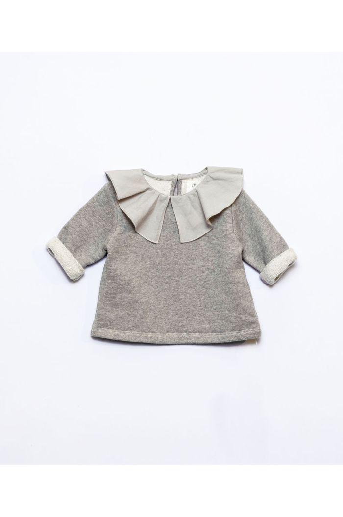 Play Up Fleece Sweater Simplicity Melange_1