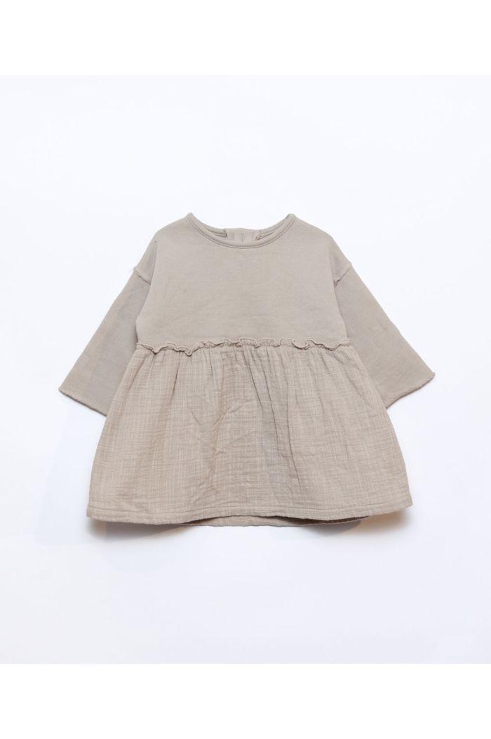 Play Up Mixed Dress Simplicity_1