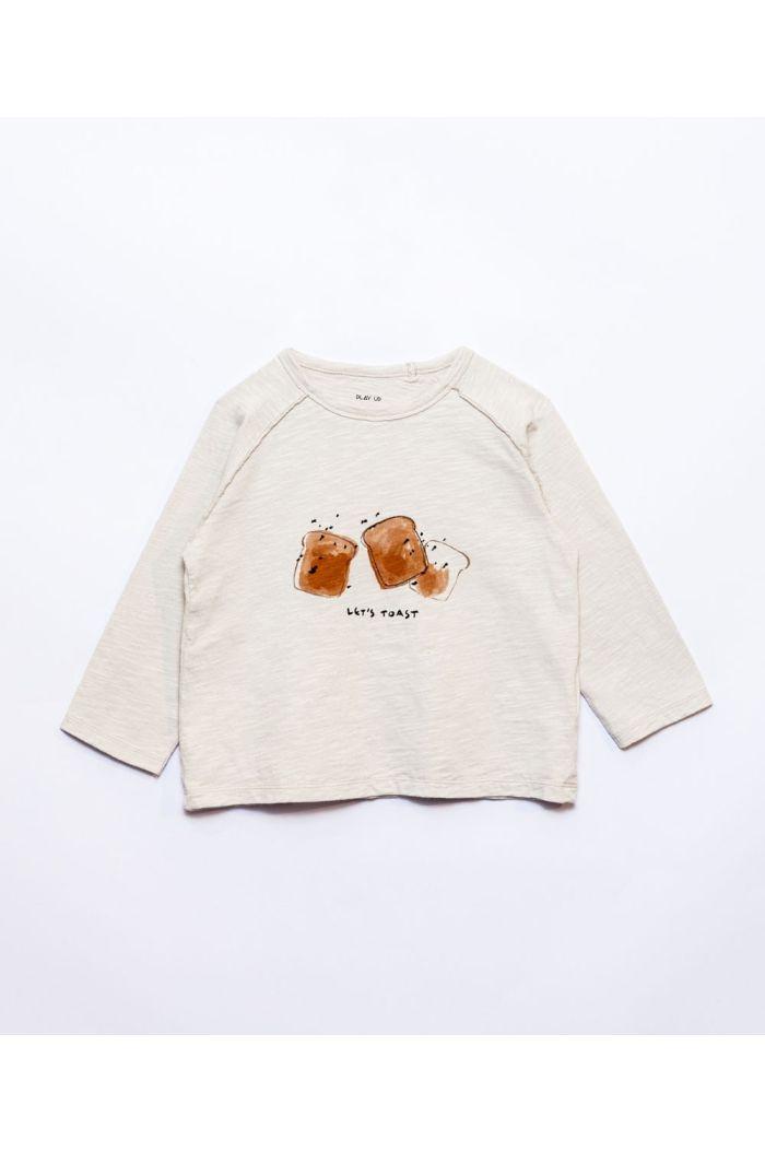 Play Up Flamé Jersey T-Shirt Miró_1