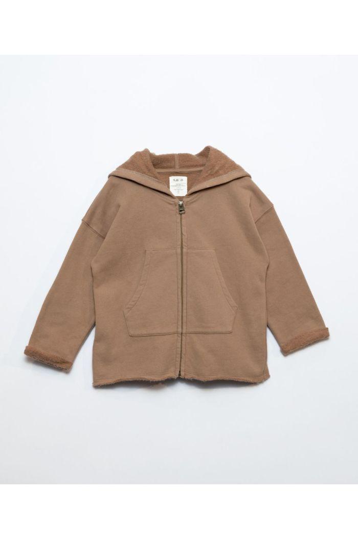 Play Up Fleece Jacket Paper