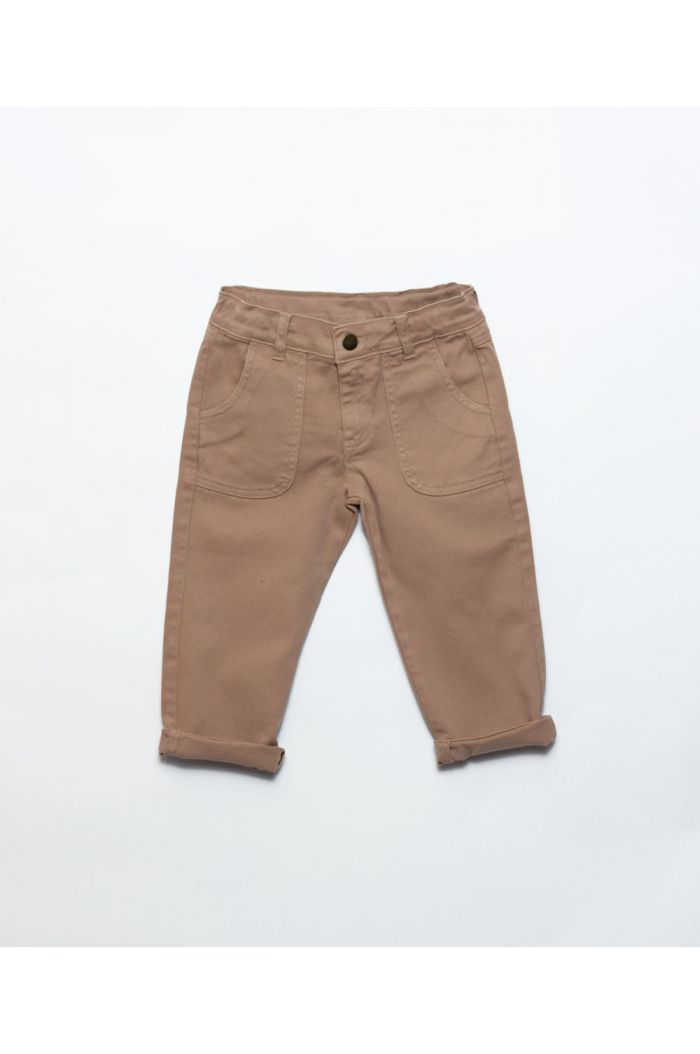 Play Up Twill Trousers Paper
