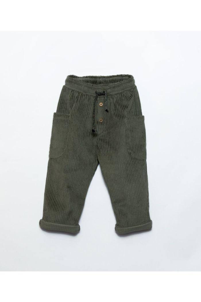 Play Up Corduroy Trousers Avocado_1