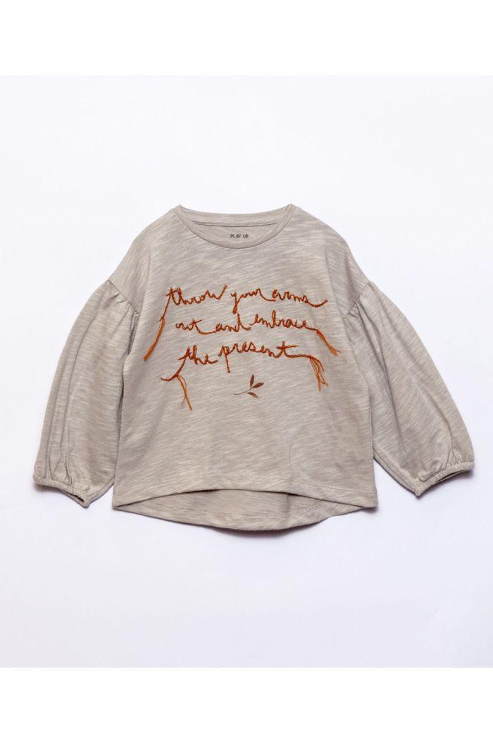Play Up Flamé Jersey T-Shirt Simplicity_1