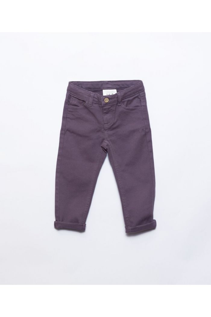 Play Up Twill Trousers Lavander