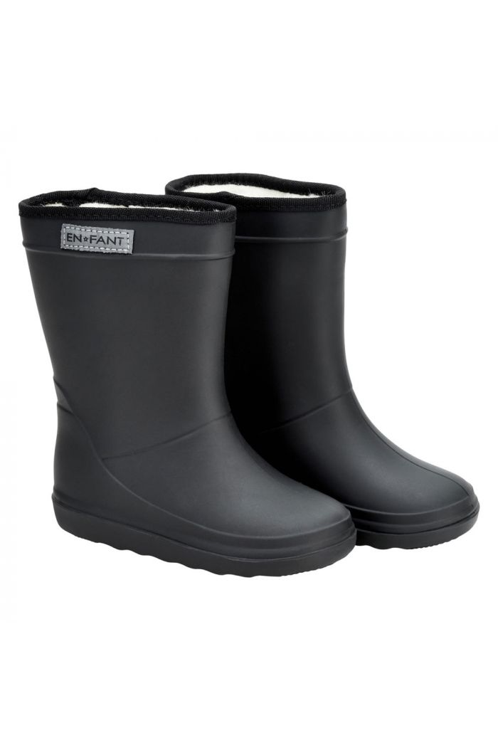 En Fant Thermo Boots 106 Black_1