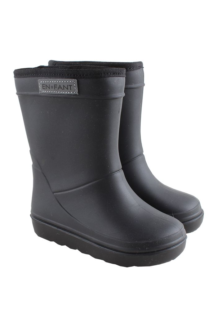 En Fant Thermo Boots Black