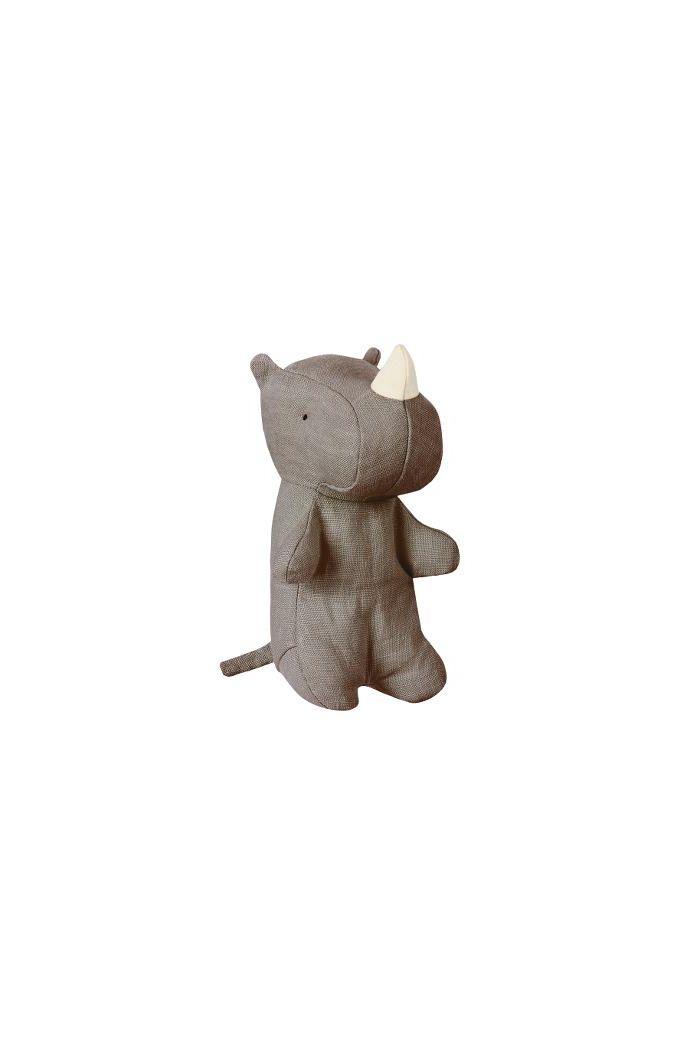Maileg Noah's Friends, Rhino Mini _1