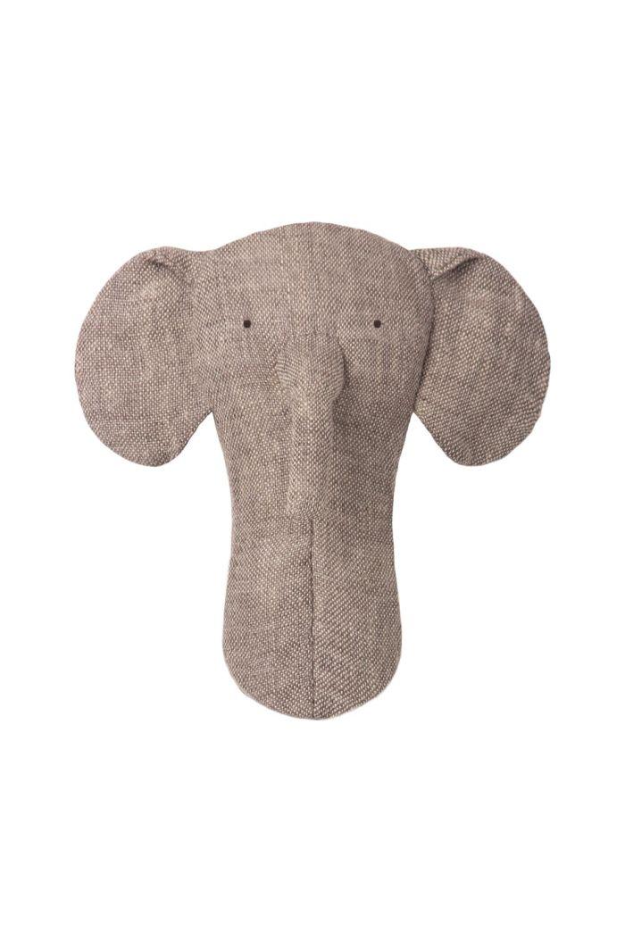 Maileg Noah's Friends, Elephant Rattle _1
