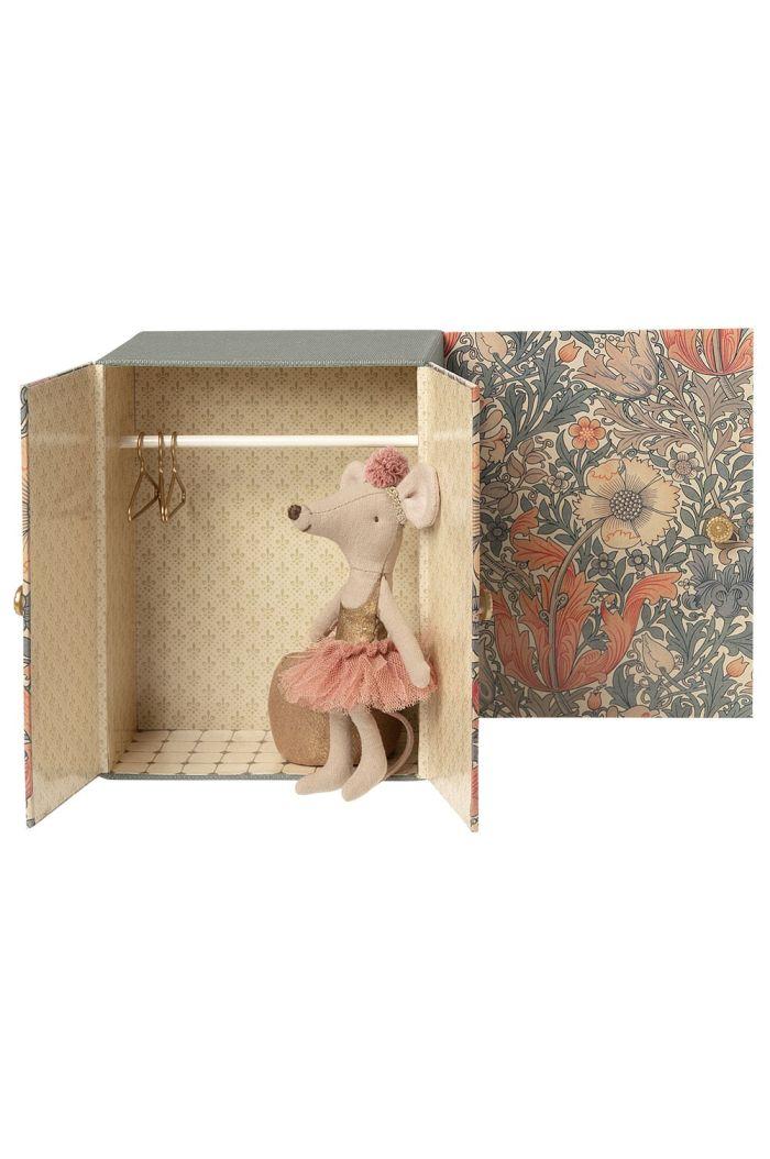 Maileg Dance room w. big sister mouse _1