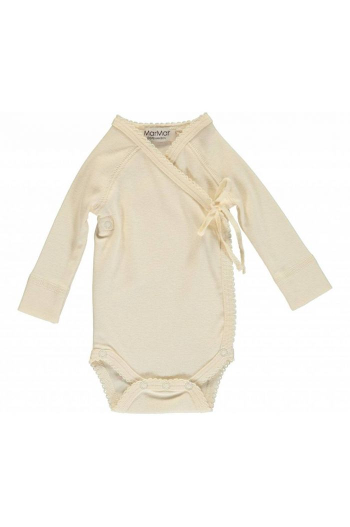MarMar Cph Body Mini LS Off White