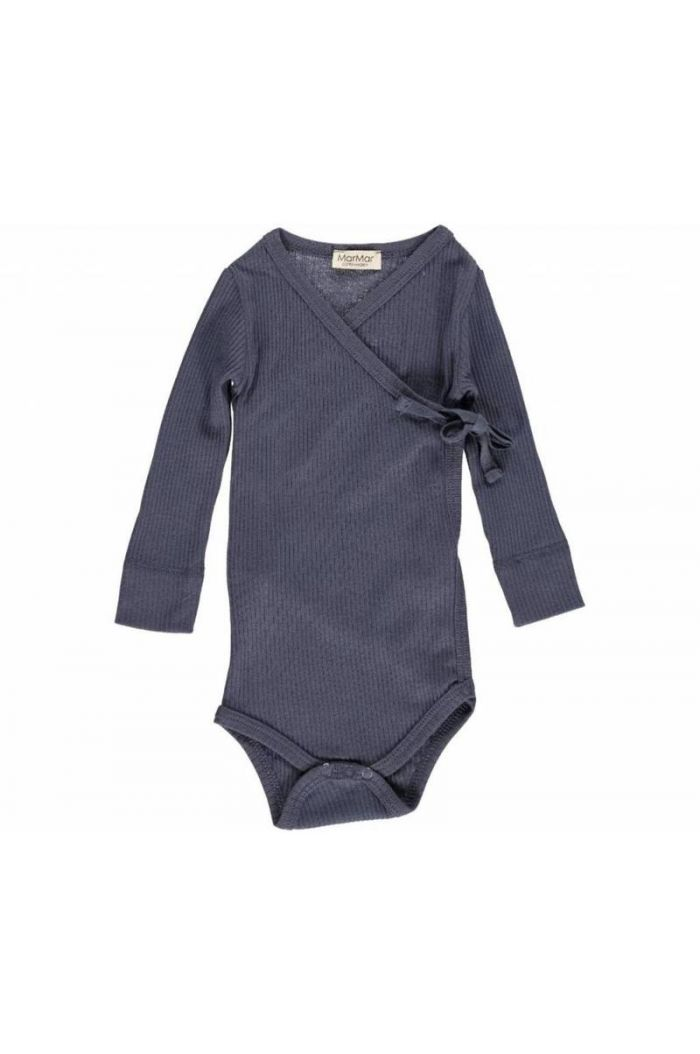 MarMar Cph Body Mini LS Blue