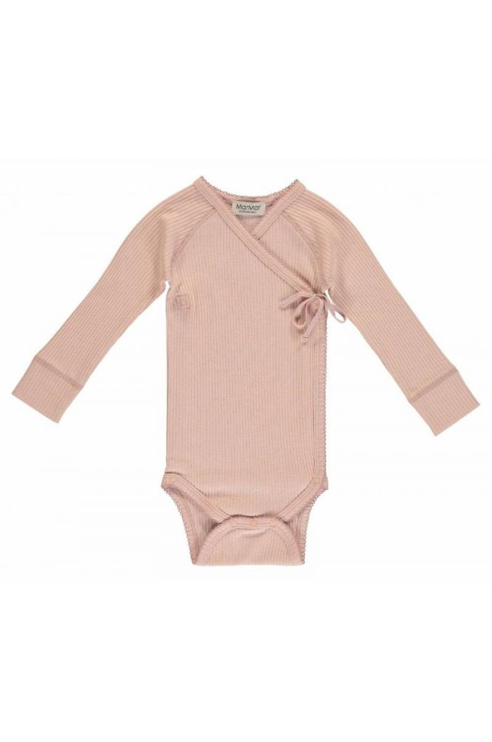 MarMar Cph Body Mini LS Rose