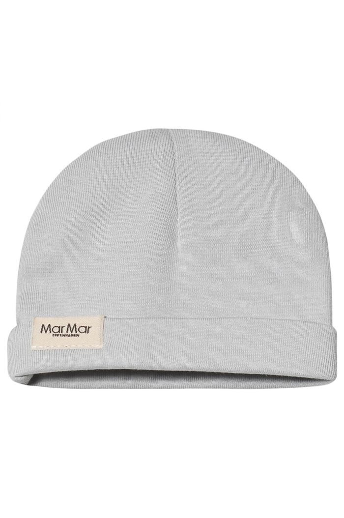 MarMar Cph Aiko Newborn Hat Pale Blue