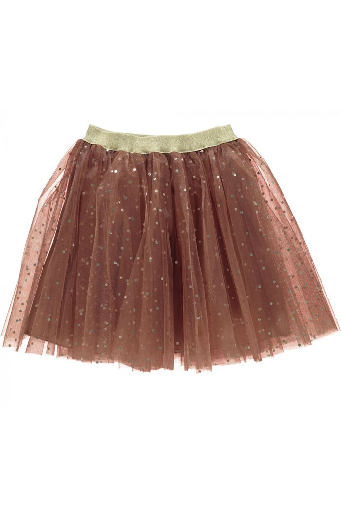 MarMar Cph Solo Sun Ballerina dotty skirt Rose Blush_1