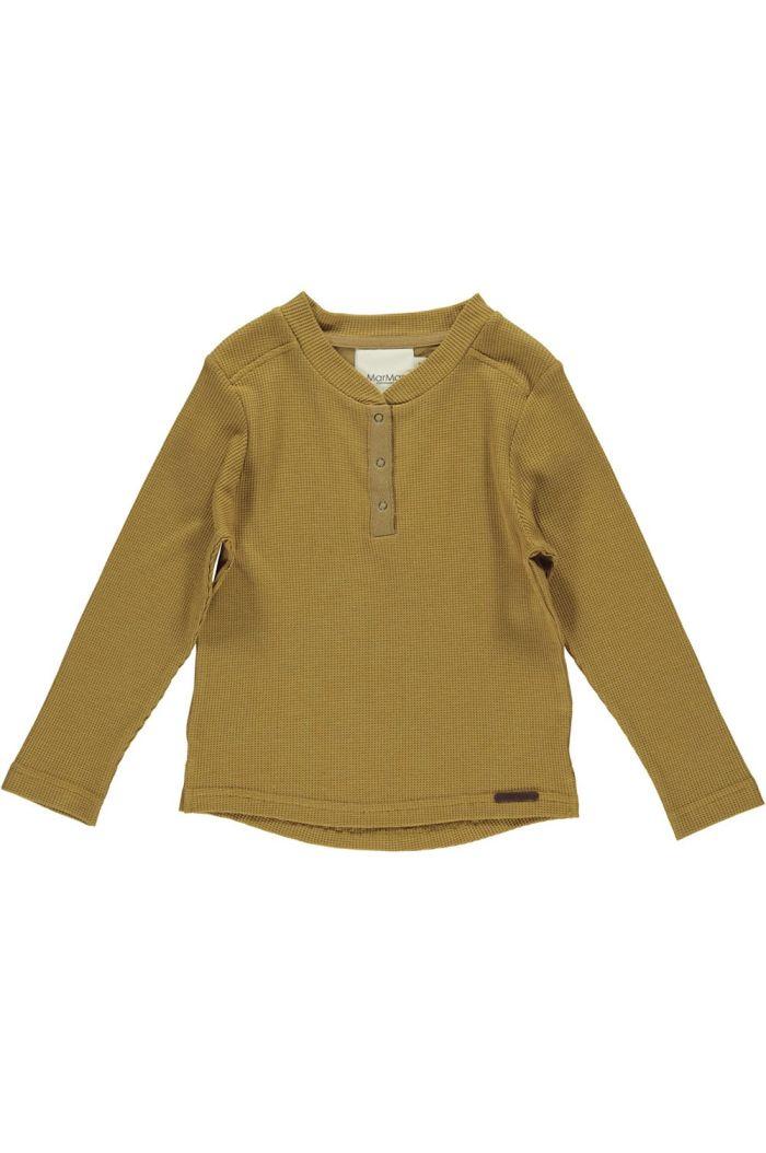 MarMar Cph Tavus T-shirt Amber_1
