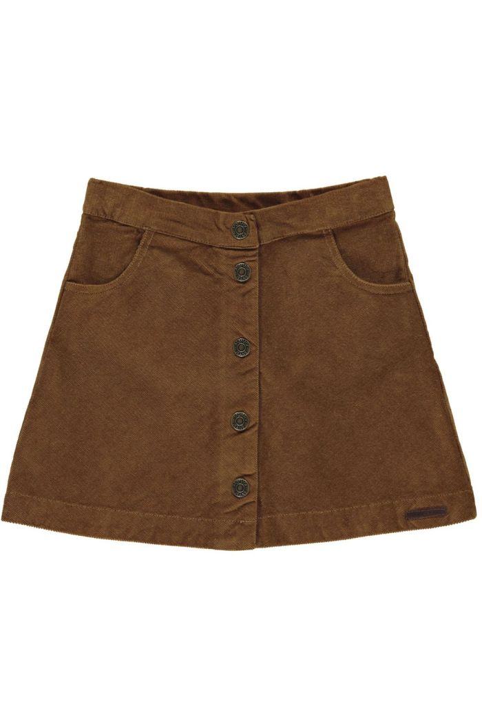 MarMar Cph Sabbie Skirt Leather_1