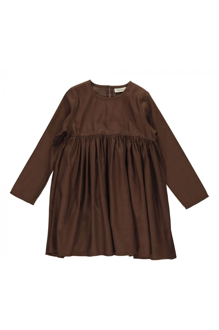 MarMar Cph Daura Dress Chocolate_1