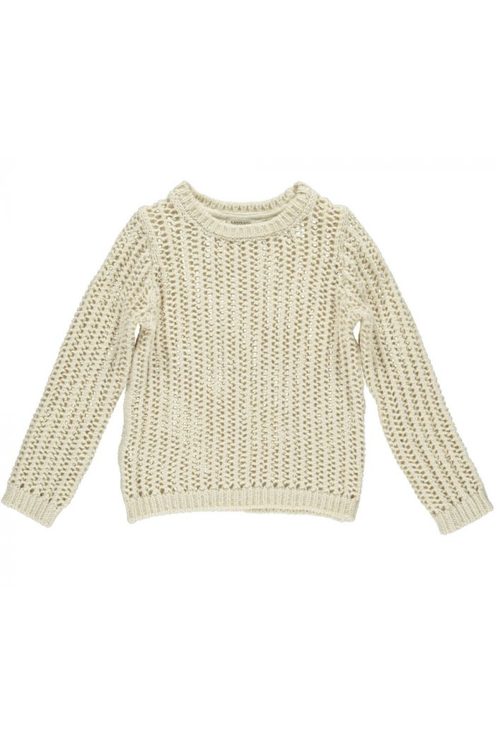 MarMar Cph Tano Knit Off White_1