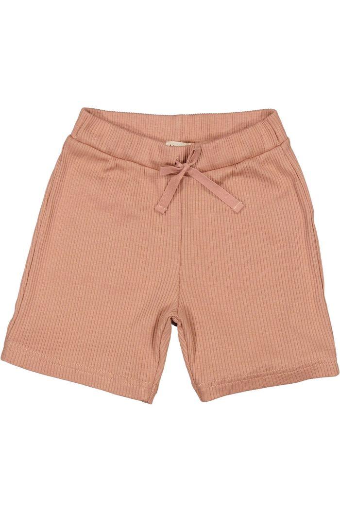 MarMar Cph Pants Shorts Rose Brown_1