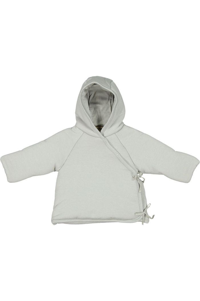 MarMar Cph Jules wrap jacket Chalk_1