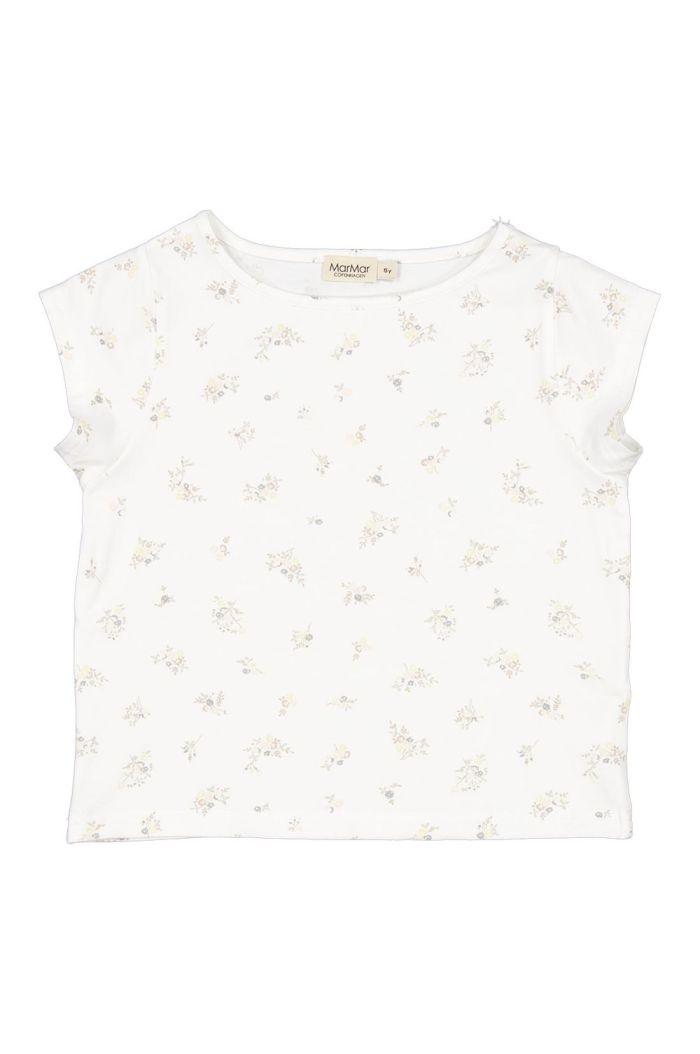 MarMar Cph Tavola T-shirt Rose Bouquet_1