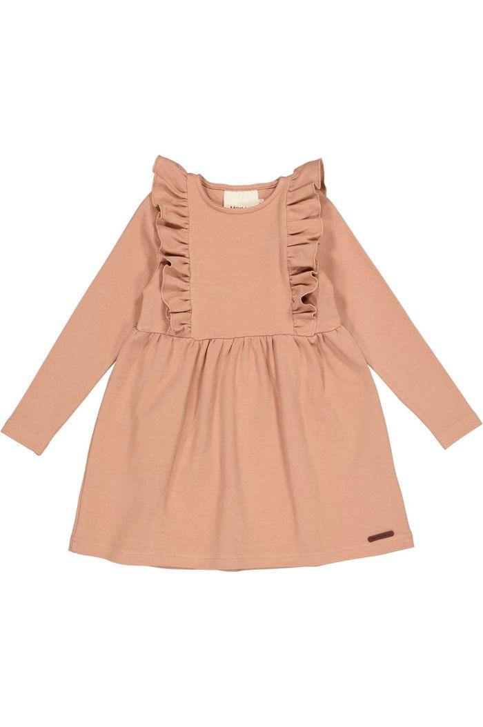 MarMar Cph Dikte dress Rose Brown_1