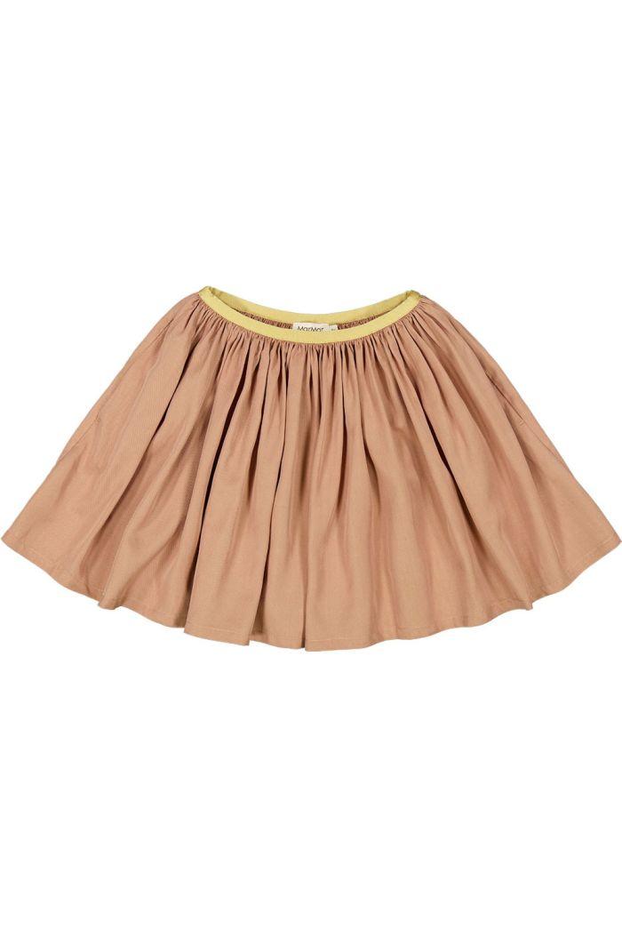 MarMar Cph Sus skirt Rose Brown_1