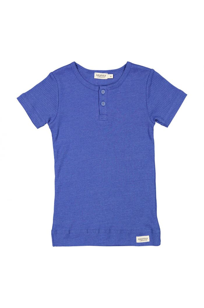 MarMar Cph Tee short sleeve Space Blue_1