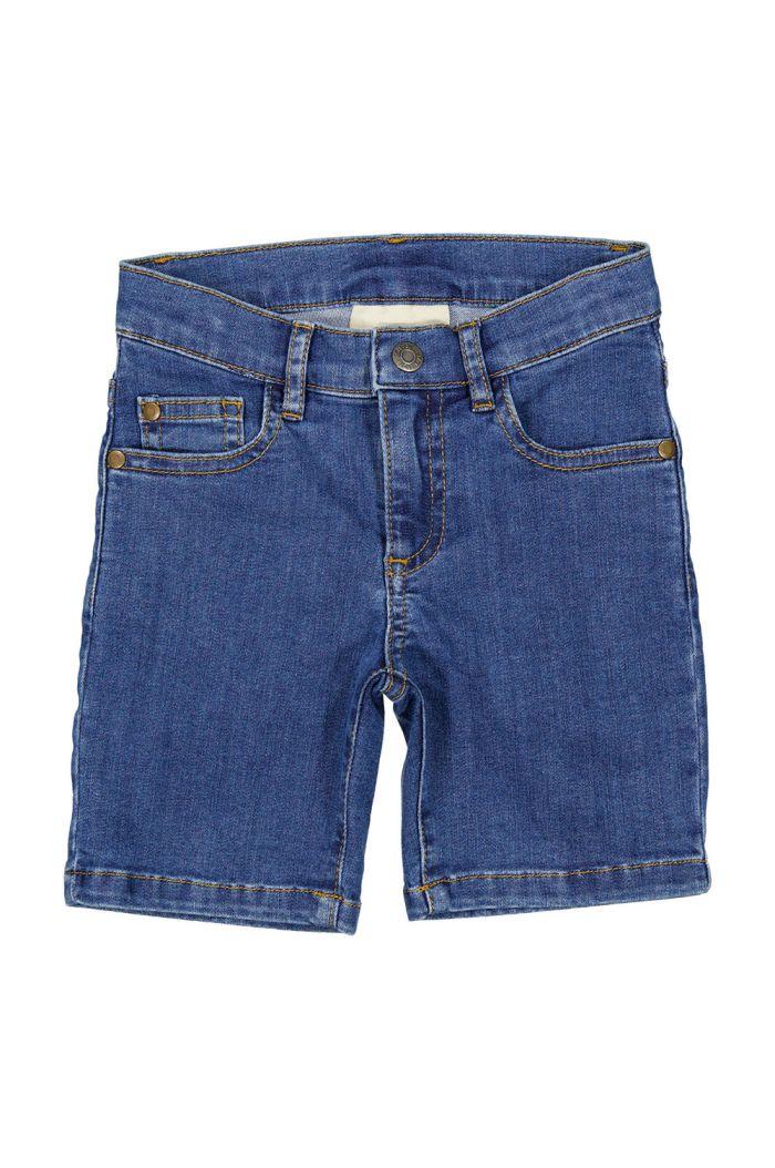 MarMar Cph Pallas  jeans short Mid Indigo_1