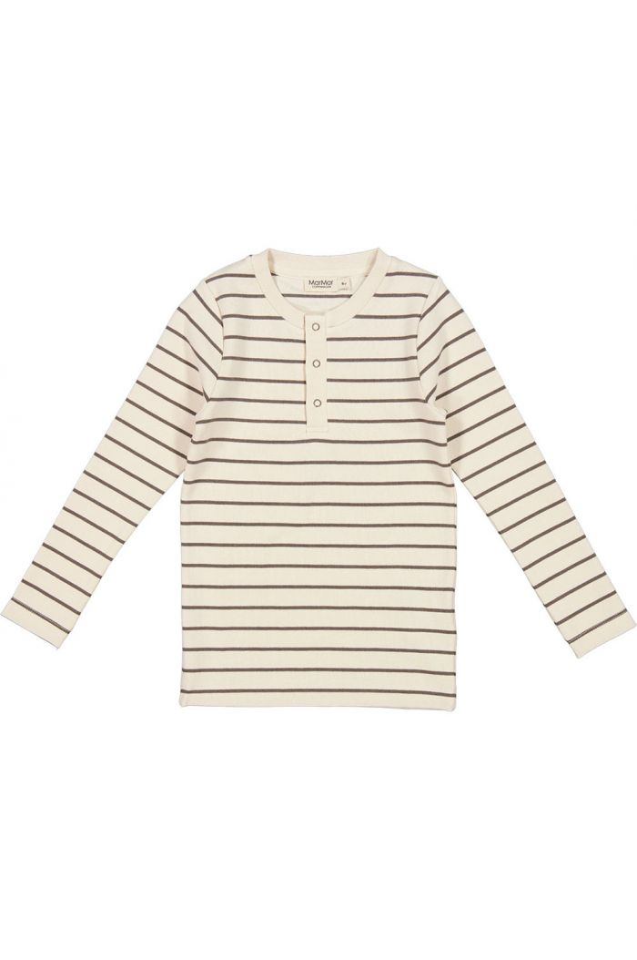 MarMar Cph Trevor Shirt Donkey Stripe_1