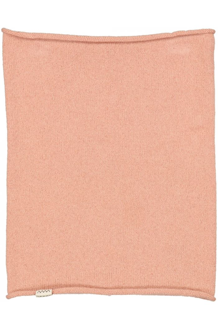 MarMar Cph Buff Blanket Cashmere Burnt Rose_1