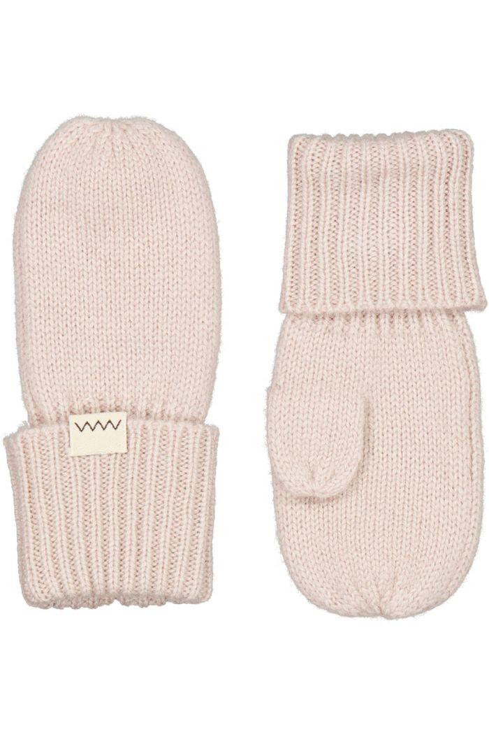 MarMar Cph Alvilda Baby Mittens Cashmere Pepple_1