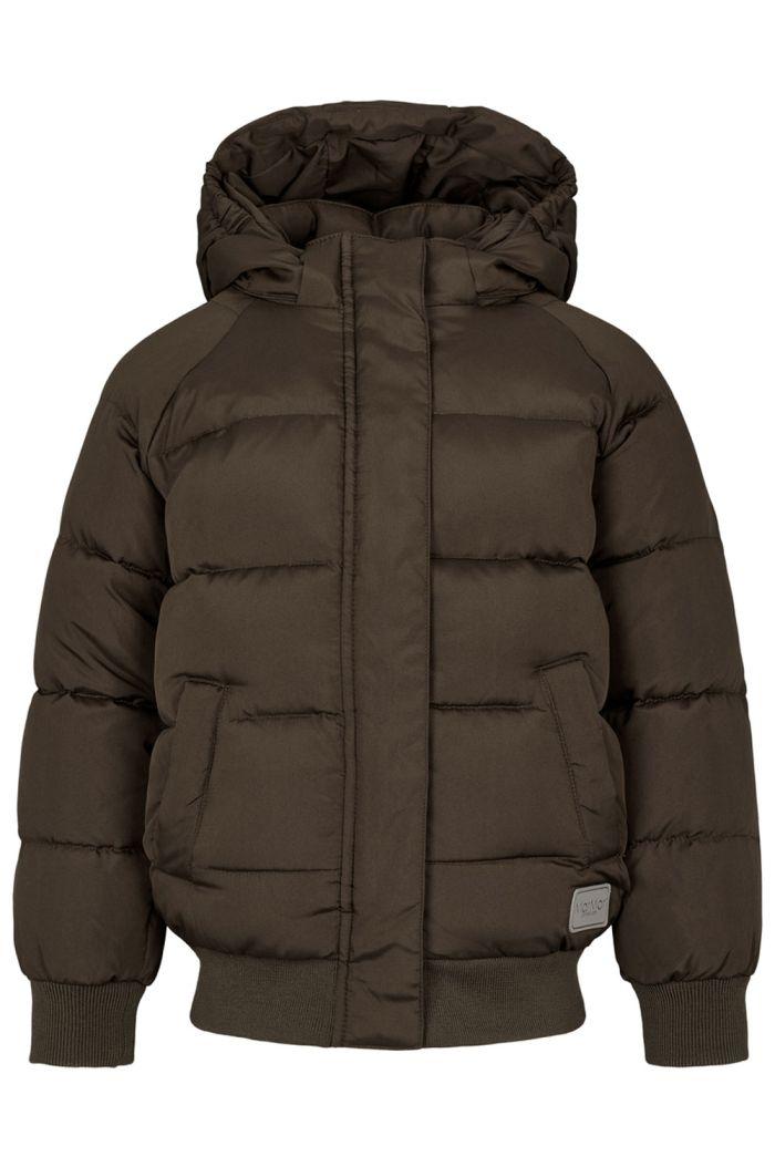 MarMar Cph Olander Puffer Jacket Nori Green_1