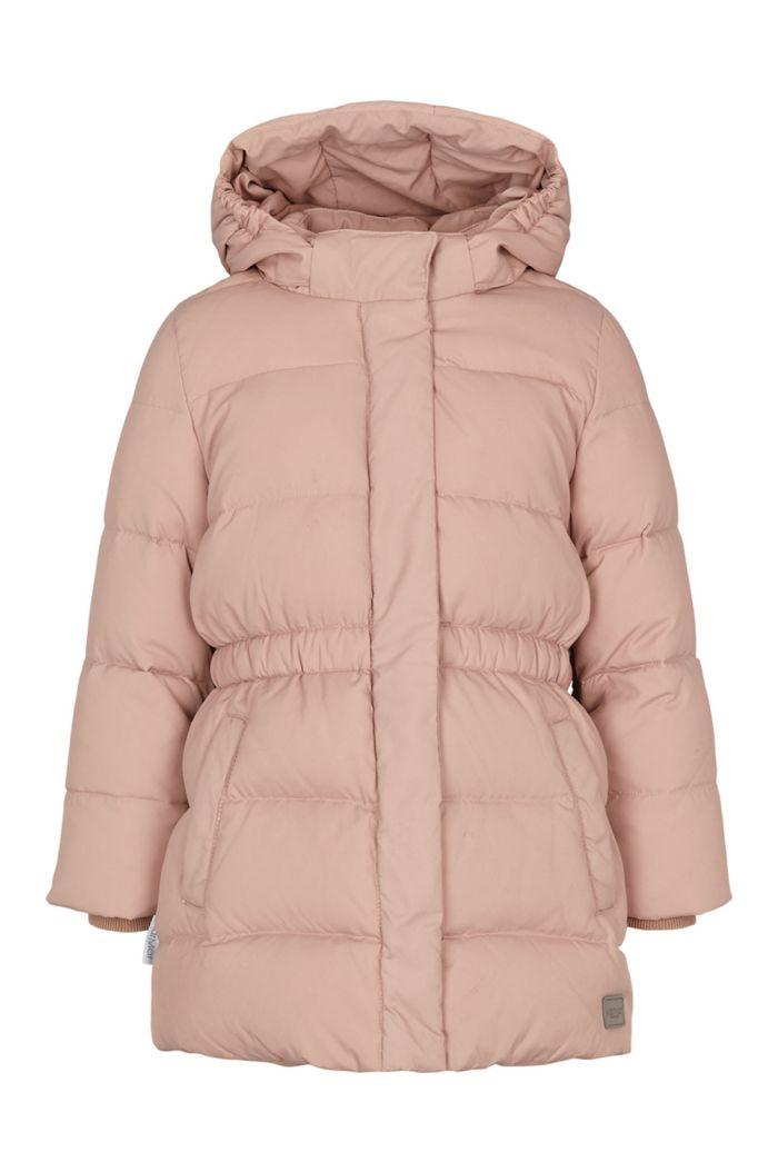 MarMar Cph Olivia Long Puffer Jacket Burnt Rose_1