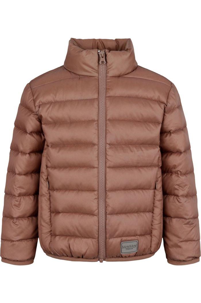 MarMar Cph Owe Light puffer jacket Berry Air_1