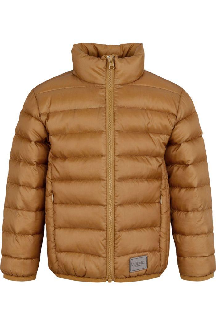 MarMar Cph Owe Light puffer jacket Amber_1