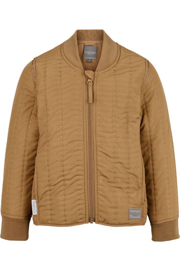 MarMar Cph Orry Thermo jacket Dark Mustard_1