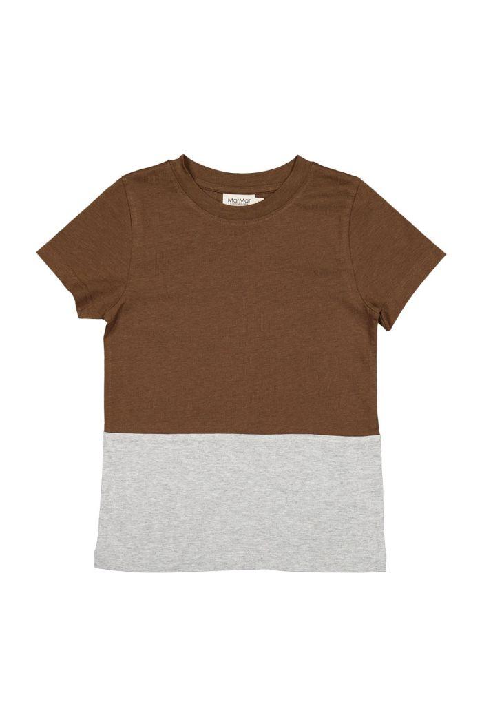 MarMar Cph Ted T-shirt Modal Earth_1