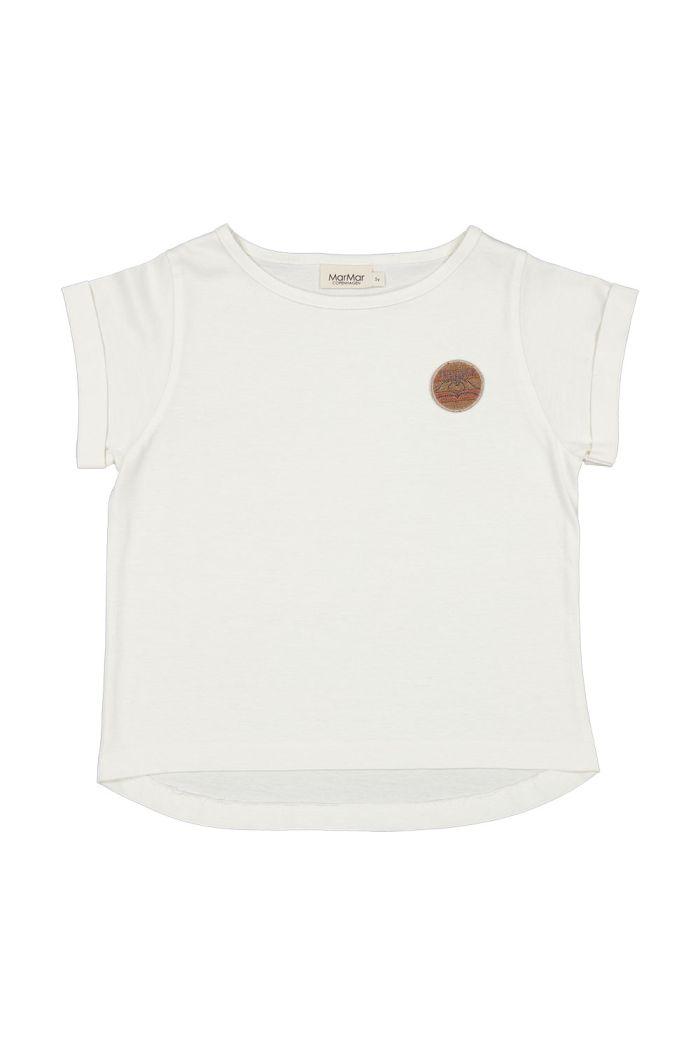 MarMar Cph Tavora T-shirt Modal Cloud_1
