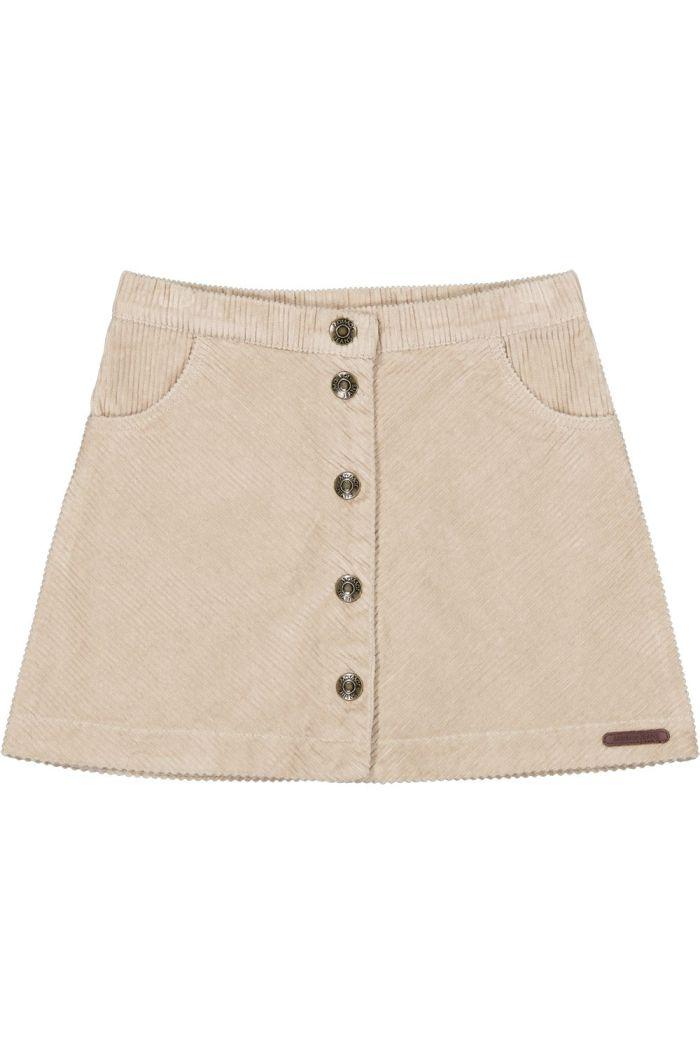 MarMar Cph Sabbie Skirt Heavy Corduroy Moon_1