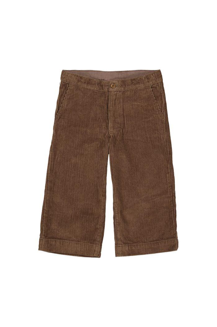 MarMar Cph Patsy Wide Pants heavy curdoroy Wood_1