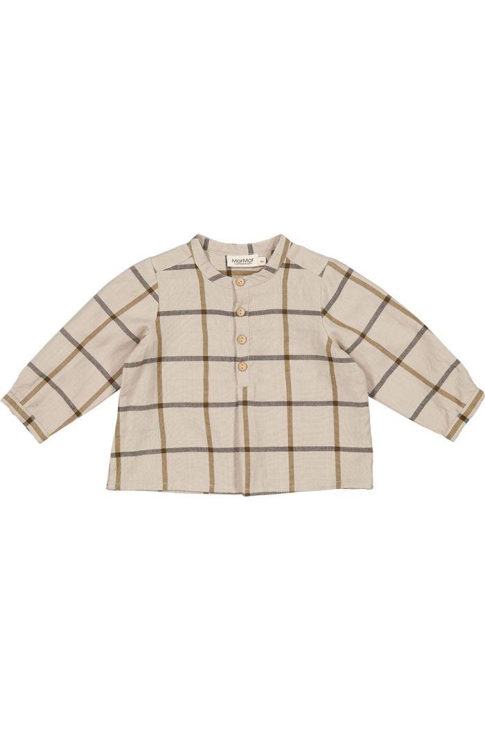 MarMar Cph Totoro Shirt Llama Check_1