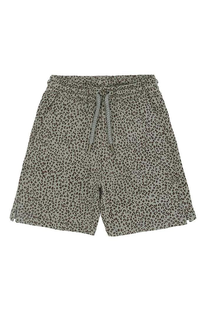 Soft Gallery Alisdair Shorts Shadow, All-over print Leospot