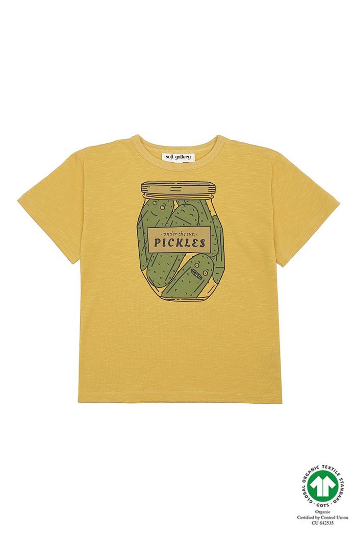 Soft Gallery Asger T-shirt Narcissus