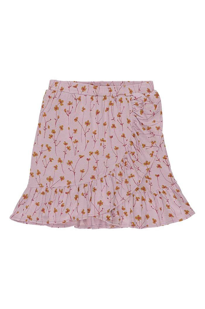 Soft Gallery Dakota Skirt Dawn Pink, All-over print Buttercup S